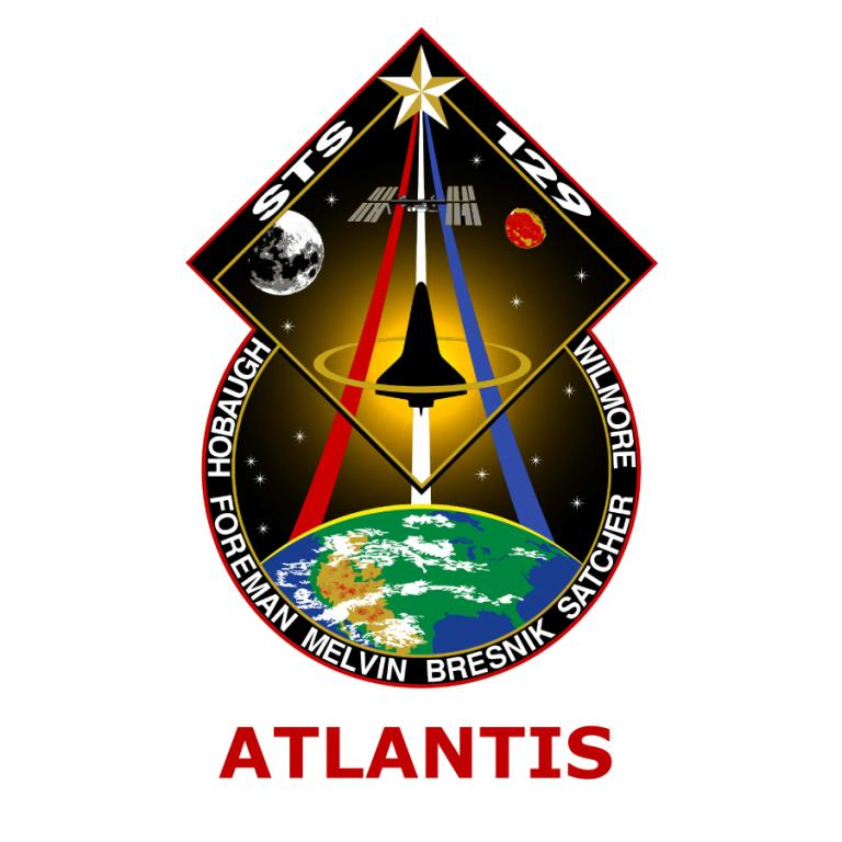 space shuttle mission logos - photo #9